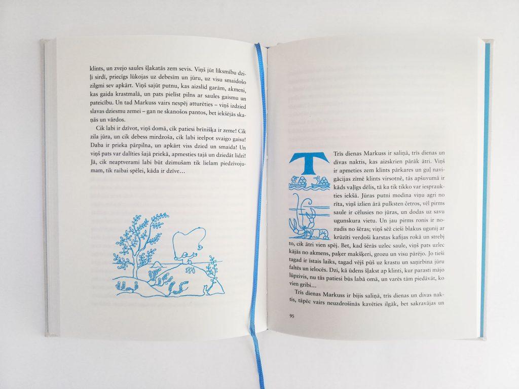Grāmata Avots - atvērums