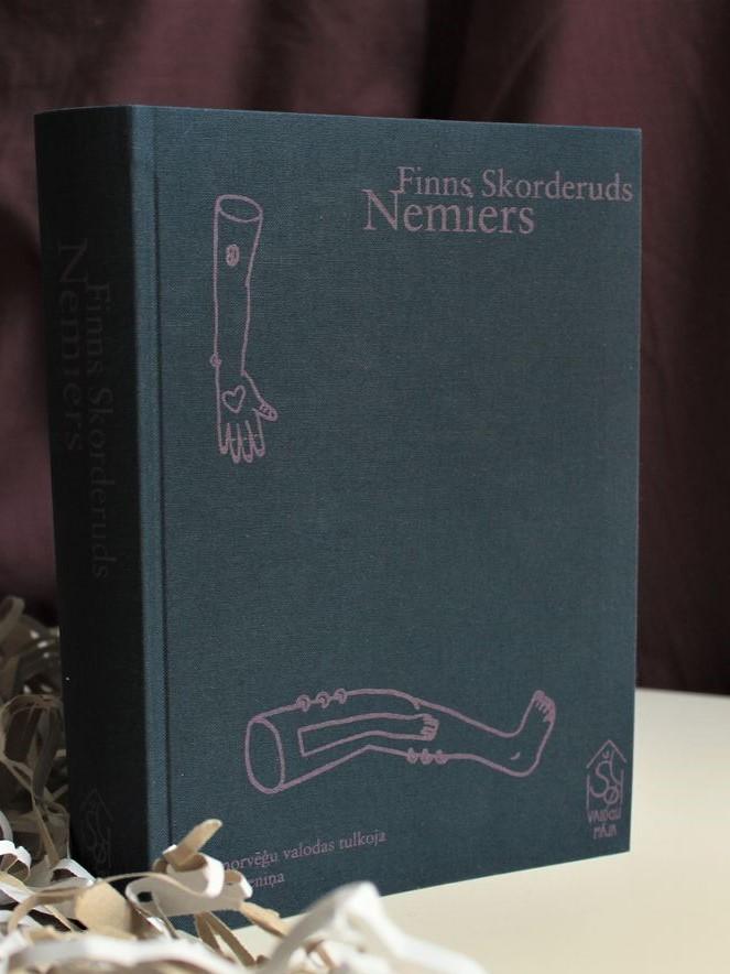Grāmata Nemiers